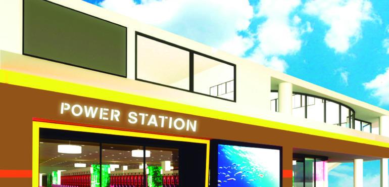 パワーステーション一番町店